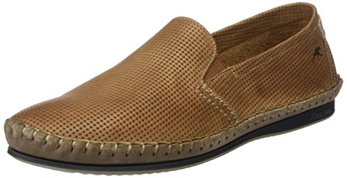 Fluchos Mocassini Uomo Brown Marrone Bahamas 4rAqw4