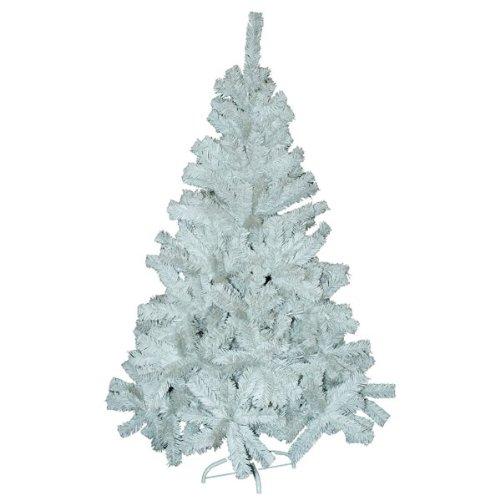 5ft (150cm) White Pine Christmas Tree - Festive Kingfisher