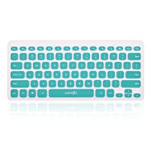 Cosmos Premium Quality Silicone Semitransparent Series Color Keyboard Cover Case for Logitech Wireless Bluetooth Keyboard K810