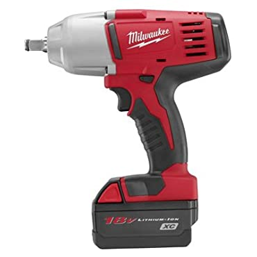 Milwaukee 2663-22 M18 1/2 High Torque Impact Wrench Kit