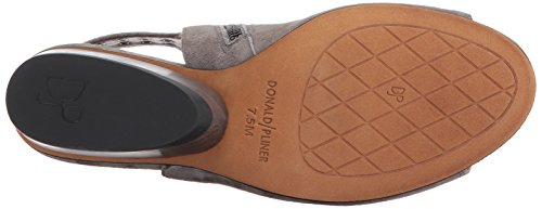 Carbon Sandal Janesp Donald Pliner Ks Damen J Wedge f6Sq0