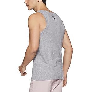 US Polo Association Men's Printed Cotton Vest