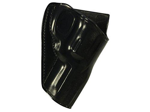 Galco Stinger Belt Holster, Black, S&W J FR 60 3in, Right SG164B ()