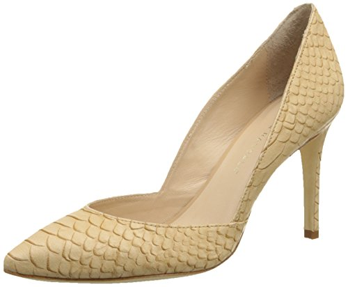 Loeffler Randall Womens Pari (präglad Python) Dress Pump Nude