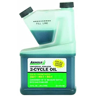 Arnold 2-Cycle Engine Oil - 1-Mix 16 oz.