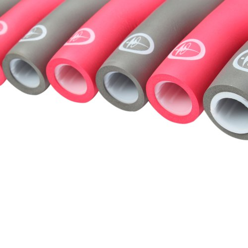 Tenozek Weighted Fitness Exercise Health Foam Hula Hoop