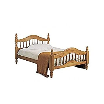 Naples Bed Frame Size: Double (4\' 6\