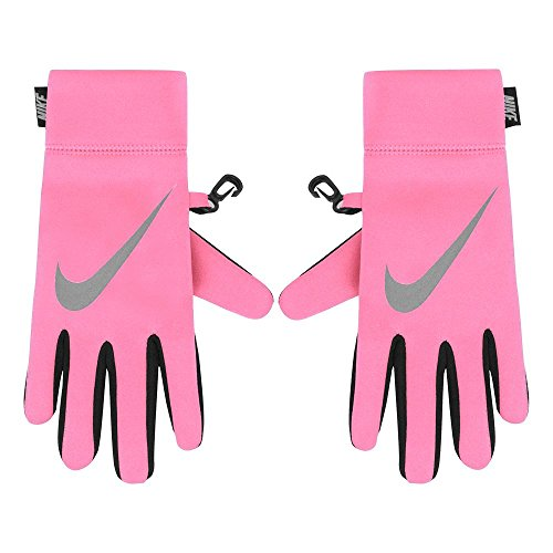 Nike Kids Therma Reflect Glove Big Kids Pink Pow Extreme Cold Weather Gloves