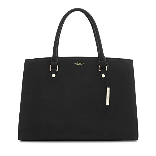 LaBante London 'Aricia' Vegan Leather Carryall Laptop Bag for Women by LABANTE