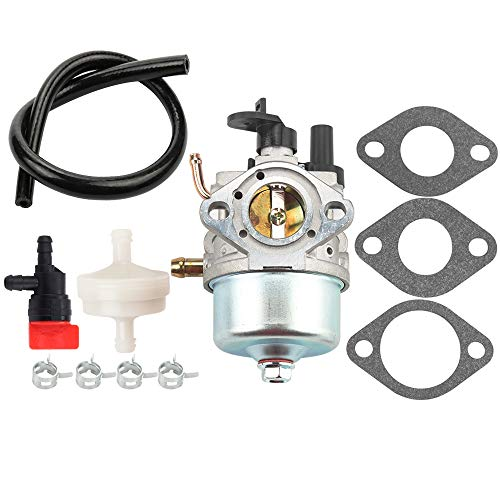 Kizut Carburetor for Briggs and Stratton 801396 801233 801255 084132 084232 084133 084233 084332 084333 38584 38538 38413 38518 2 Cycle Engine Lawnboy Toro CCR2450 CCR3650 210 221 Snow Blower