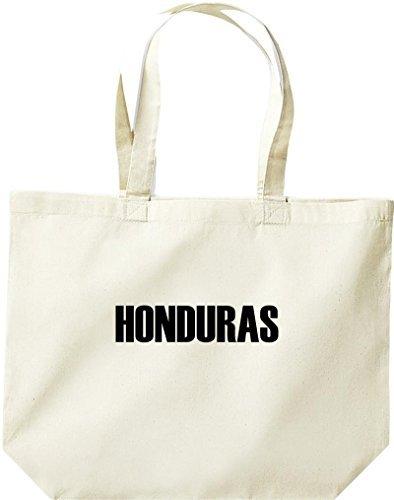 Naturale Paesi Bag Grosse Shopping Calcio Honduras Di Terra vzcq0