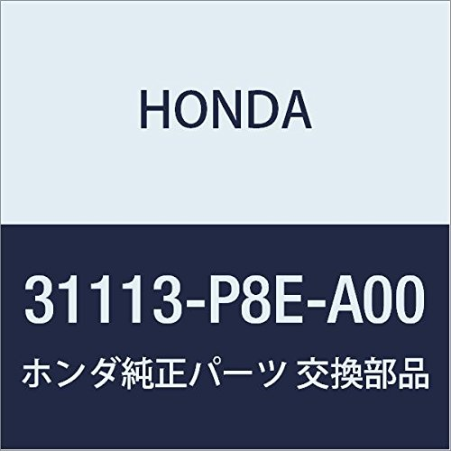 Генераторы Genuine Honda 31113-P8E-A00 Alternator