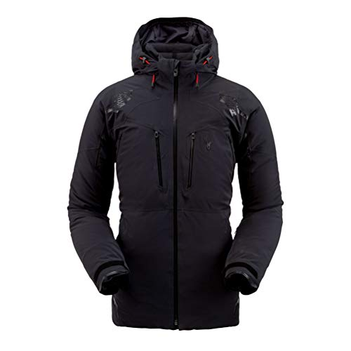 SPYDER Veste De Ski Pinnacle GTX Black