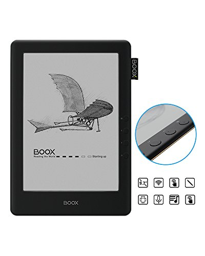 BOOX N96 E-reader 9.7'' E Ink Carta Display Dual Touch 16 GB with Wi-Fi Audio Books Reader by Onyx (Image #2)'