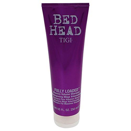 Bed Head Fully Loaded Massive Volume Shampoo, 8.45 Fluid Ounce
