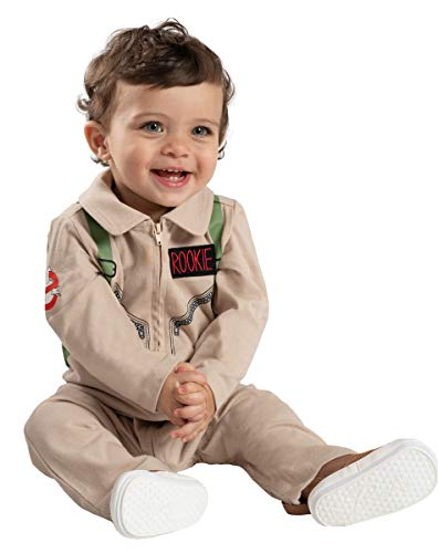 Spirit Baby Costumes (Spirit Halloween Baby Ghostbusters One Piece Costume | Officially)