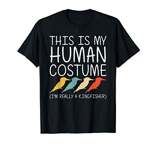 Diy Big Bird Halloween Costumes (Kingfisher Halloween Human Costume Bird Animal Easy DIY Gift)