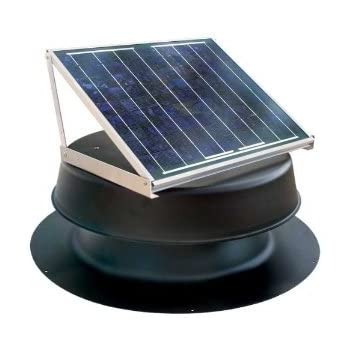 Solar Attic Fan With 25 Year Warranty By Natural Light