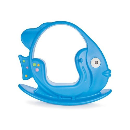 Serra Baby Swinging the Fish-Blue by Serra Baby