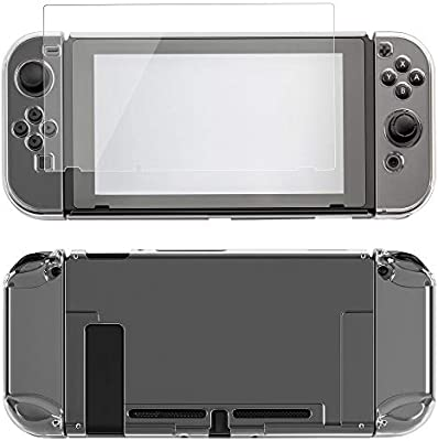 ECENCE Funda Protectora Dura para Nintendo Switch Protector para ...
