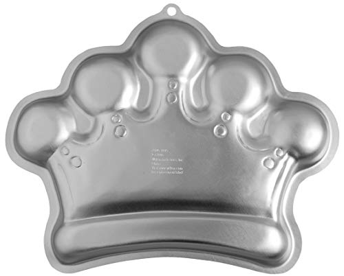 Wilton Aluminum Crown Cake -