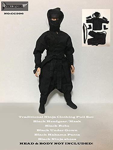 Amazon.com: Artcreator_BM 1/6 Scale CC306 Doll SFIGURE 1/6 ...