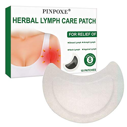 Herbal Lymph Care Patch, Lymphatic Detox Patch, Breast Patch, Neck Patch, Underarm Patch, Lymph Node Plaster Lymph Care…