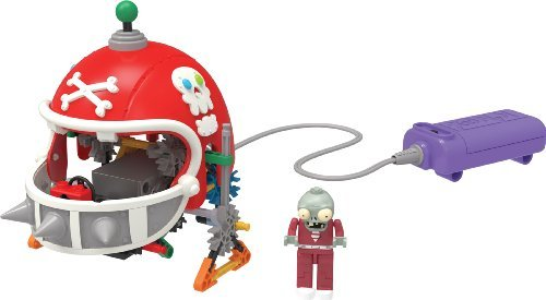 K'NEX Plants vs. Zombies Football Mech Building Set by K'Nex
