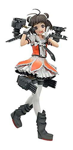 Sega 115-1012771 Kancolle Fleet Girls Super Premium SPM Naka Kai Ni Action Figure JBK International
