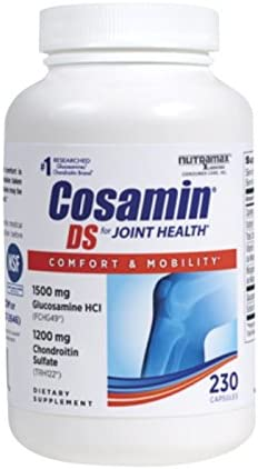 B00008J1CG Cosamin DS Double Strength Joint Care (230 Capsules) 41UKQn75AWL