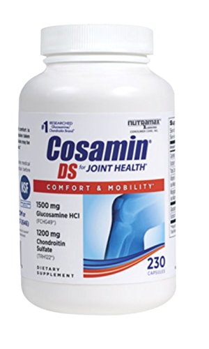 Cosamin DS Double Strength Joint Care (230 Capsules) - Joint Care Womens Formula