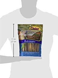 Cadet Small Dog Bull Sticks; 1 lb.