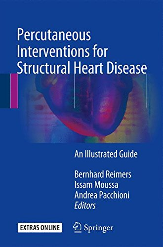 Pdf Medical Books Percutaneous Interventions for Structural Heart Disease: An Illustrated Guide