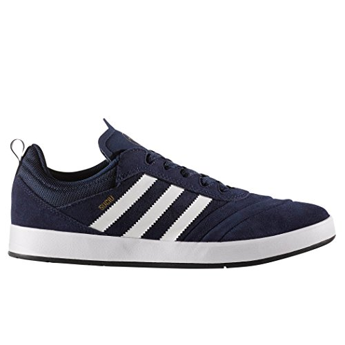 Adidas Suciu ADV Skate Shoe (Navy/White/Gold) sale pictures online cheap quality free shipping pay with paypal S6UZmR