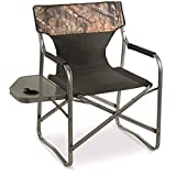 Guide Gear Mossy Oak Break-Up Country Oversized Director's Chair, 500-lb. Capacity, Mossy Oak Country Camo