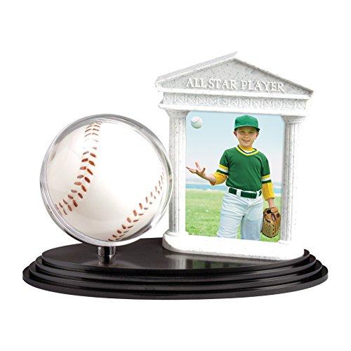 Baseball Trophy Picture Frame