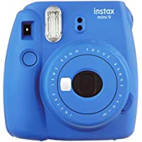 Fujifilm Instax Mini 9 Film Camera (Cobalt Blue)