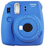 Fujifilm Instax Mini 9 Instant Camera - Cobalt Blue: more info