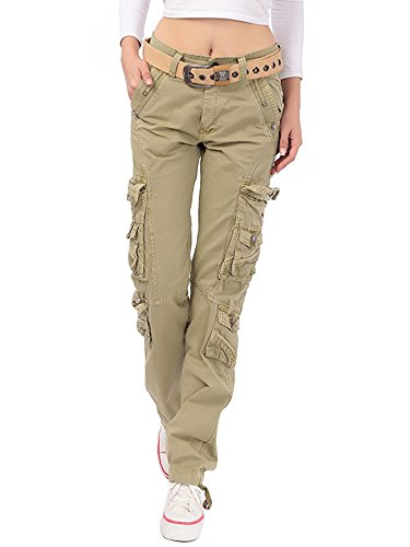 Relaxed Fit Fatigue Pants - 5
