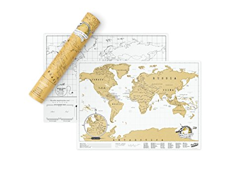 world map scratch - 8