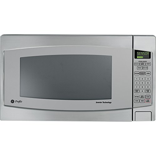 Profile Countertop Microwave Child Lockout