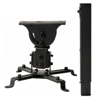 VideoSecu LCD DLP Projector Ceiling Mount Bracket