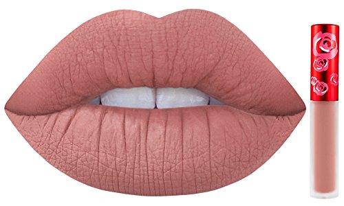 Lime Crime Velvetines Liquid Matte Lipstick Power Neutrals Collection - Lulu