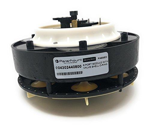 - Paramount Water Valve 6-Port Gear Module