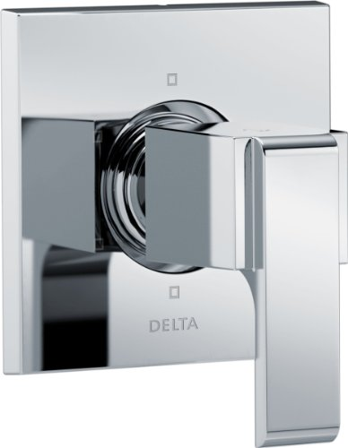 Delta Faucet T11967 6-Setting Shower Diverter, Chrome