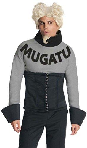 GSG9 Mugatu Zoolander Costume Adult Size XL (Zoolander Mugatu Costume)