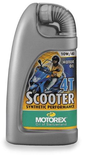 Motorex Scooter 4T Oil - 10W40 - 1L. (Motorex Scooter)