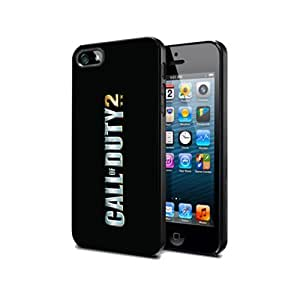 Case Cover Silicone Iphone 5 5s Call of Duty 2 Cod202 Classic Game Protection Design