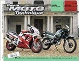 Revue technique de la Moto, numéro 89.2 : Honda NX 125, 1989-1993, Suzuki GSX-r750, 1992-1993 de Etai ( 27 mai 1993 )