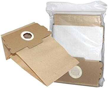 10x Bolsas de papel para aspiradoras, de AEG VAMPYR 430 / 431 ...